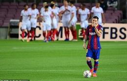 Barcelona công bố khoản lỗ kỷ lục trong năm tài khóa 2019 - 2020