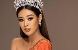 """Hoa hậu Khánh Vân - """"nàng thơ"""" show diễn mới của Xuân Lan"""