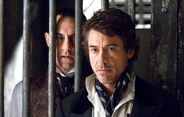 """""""Người Sắt"""" Robert Downey Jr. tham vọng xây dựng vũ trụ điện ảnh Sherlock Holmes"""