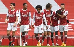 Arsenal công bố số áo mới của toàn bộ cầu thủ đội Một