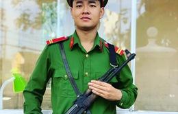 Chiến sĩ Công an nghĩa vụ thi đỗ thủ khoa, chỉ vào Trung cấp Cảnh sát nhân dân