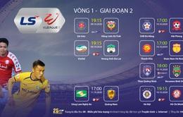 Hàng loạt giải đấu hot trực tiếp trên VTVcab tuần này