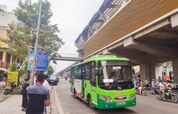 Hà Nội: Hơn 10.000 lượt xe bus hoạt động mỗi ngày trong dịp nghỉ lễ 30/4 và 1/5