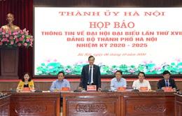81 nhân sự được giới thiệu ứng cử tham gia Ban Chấp hành Đảng bộ TP Hà Nội