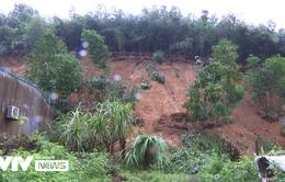 Nước lũ lên cao, Lào Cai sẵn sàng sơ tán người dân ra khỏi khu vực nguy hiểm
