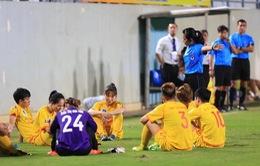 Bỏ thi đấu phản đối trọng tài, Phong Phú Hà Nam nhận án phạt nặng: Xử thua 0-3, phạt 50 triệu đồng, cấm HLV trưởng...