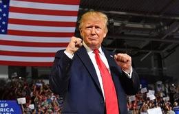 """Rao bán đồng xu kỷ niệm """"Tổng thống Trump đánh bại COVID-19"""""""