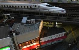 """Những """"viên đạn"""" Shinkansen """"lạc lối"""" mùa COVID-19"""