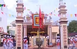 Bình Định: Tưởng niệm 720 năm ngày mất của anh hùng dân tộc Trần Hưng Đạo