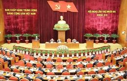 Giới thiệu nhân sự Ban Chấp hành Trung ương khóa XIII và 2 Bộ trưởng