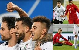 Kết quả giao hữu bóng đá châu Âu sáng 8/10: ĐT Đức 3-3 ĐT Thổ Nhĩ Kỳ, ĐT Pháp 7-1 ĐT Ukraine, ĐT Bồ Đào Nha 0-0 ĐT Tây Ban Nha