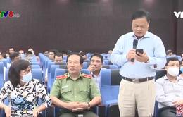 Đà Nẵng họp báo kinh tế xã hội 9 tháng năm 2020