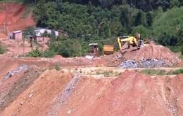 Xây dựng thủy điện làm mất đất sản xuất của người dân