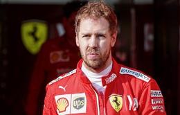 Sebastian Vettel thừa nhận sai lầm khi gia nhập Ferrari
