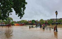 Quảng Nam kêu gọi người dân di dời đến nơi an toàn tránh mưa lũ