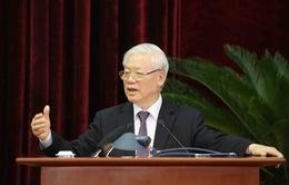 Toàn văn phát biểu bế mạc Hội nghị Trung ương 13 của Tổng Bí thư, Chủ tịch nước Nguyễn Phú Trọng