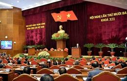 Hội nghị Trung ương 13 hoàn thành nội dung đề ra