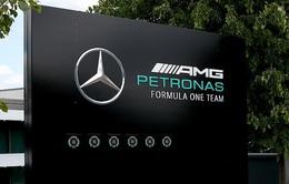 Đội đua Mercedes mang tin không vui tới Công thức 1