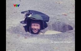 Hình ảnh rất khác của Hà Nội ngày xưa: Từ thi bơi đến những ngày bom đạn trút xuống