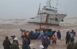 Thủ tướng Chính phủ chỉ đạo khẩn trương tìm kiếm, cứu nạn thuyền viên bị mất tích tại biển Cửa Việt