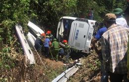 Khởi tố chủ xe vụ tai nạn làm 15 người chết ở Quảng Bình