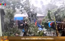 Bão Goni tàn phá Philippines