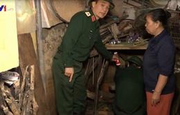 Tập trung nguồn lực giúp đỡ người dân vùng lũ miền Trung