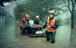 Đảm bảo mạng lưới di động tại các khu vực bị ảnh hưởng bởi bão lũ miền Trung