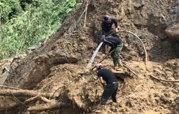 Vẫn còn nhiều người mất tích do sạt lở ở TT-Huế, Quảng Nam chưa được tìm thấy