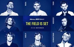 Vì COVID-19, giải đấu đặc biệt ATP Finals 2020 có những quy định chưa có trong tiền lệ