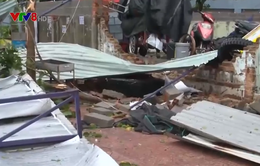 Khánh Hòa khẩn trương khắc phục hậu quả bão số 12
