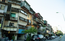 Hà Nội: Di dời hộ dân ra khỏi các nhà chung cư cũ nguy hiểm
