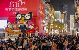 Ngày độc thân tại Trung Quốc: 100 thương hiệu đã thu về 100 triệu nhân dân tệ trong 111 phút