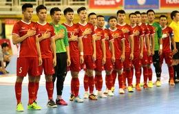 Đội tuyển Futsal Việt Nam đặt mục tiêu giành vé tham dự FIFA Futsal World Cup