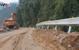 Đảm bảo ATGT đường Hồ CHí Minh