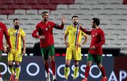ĐT Bồ Đào Nha 7-0 ĐT Andorra: Chiến thắng tưng bừng