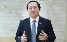 PGS.TS Huỳnh Thành Đạt được phê chuẩn làm Bộ trưởng Bộ Khoa học và Công nghệ