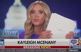 Nhà Trắng công bố tài liệu cáo buộc bầu cử gian lận