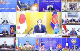 Lãnh đạo ASEAN, Nhật Bản thảo luận an ninh khu vực và đối phó COVID-19