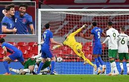 ĐT Anh thắng đậm ĐT Cộng Hòa Ai-len với dàn cầu thủ dự bị