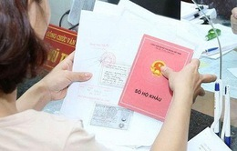 Sổ hộ khẩu giấy sẽ có giá trị tới cuối năm 2022