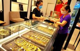 Giá vàng trong nước đảo chiều bật tăng trở lại