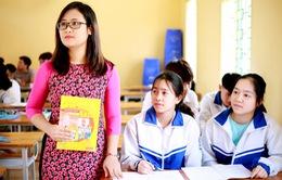 Học sinh thích thú đọc Rap trong tiết dạy tiếng Anh của cô giáo toàn cầu Hà Ánh Phượng