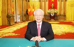 Tổng Bí thư, Chủ tịch nước gửi điện mừng các tân Tổng thống