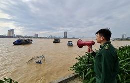 Nhiều tỉnh ở miền Trung sơ tán dân tránh bão số 13