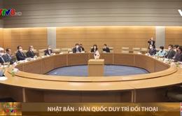 Nhật Bản - Hàn Quốc thống nhất duy trì đối thoại để cải thiện quan hệ song phương