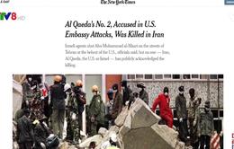 Thủ lĩnh số 2 của al-Qaeda bị tiêu diệt