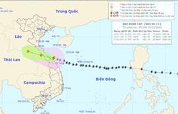 Tin nóng đầu ngày 15/11: Bão số 13 áp sát đất liền, ảnh hưởng mạnh đến miền Trung