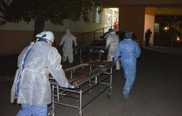 Cháy bệnh viện điều trị bệnh nhân COVID-19 ở Rumani