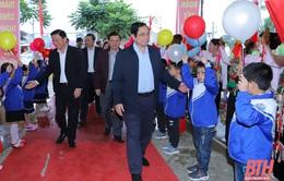 Ngày hội đại đoàn kết tại Thanh Hóa, Nghệ An